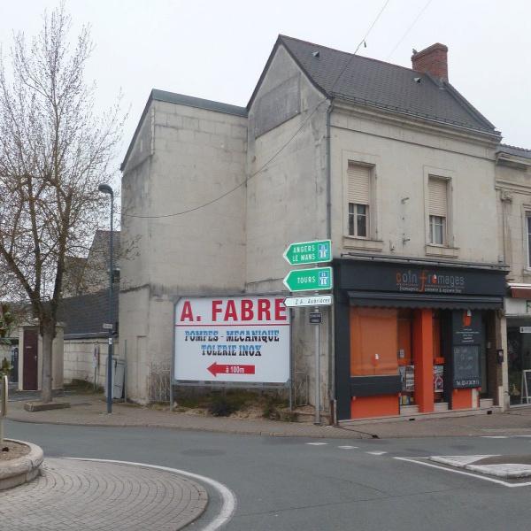 Offres de vente Immeuble Saumur 49400