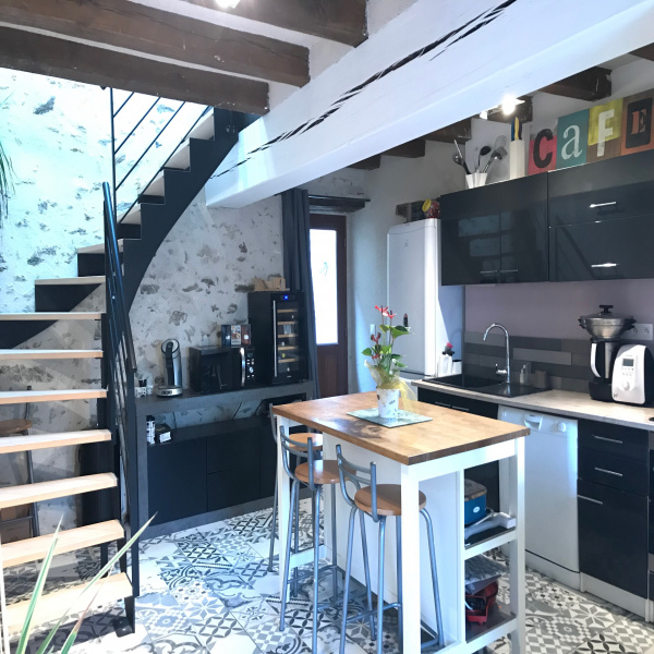 Offres de vente Maison de village Champ-sur-Layon 49380