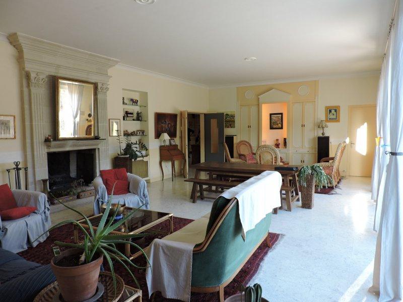 vente maison d 39 architecte proche saumur. Black Bedroom Furniture Sets. Home Design Ideas